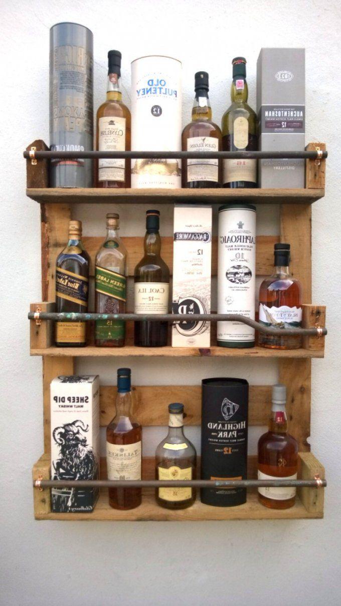 Dekoration Leicht Gemacht  Malerisch Whisky Regal Selber Bauen Eine von Whisky Regal Selber Bauen Photo