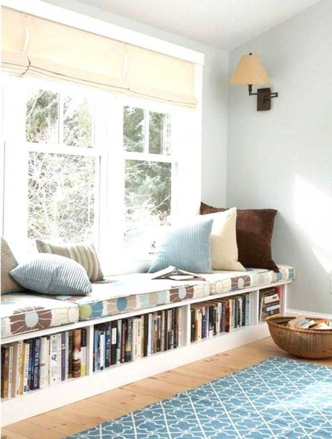 Dekoration Leicht Gemacht  Planen Sitzbank Fenster Heizung Top von Fenster Sitzbank Über Heizung Bild