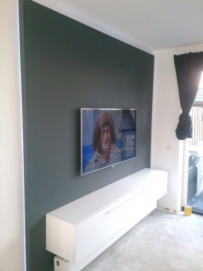 Dekoration Leicht Gemacht  Schön Tv Wand Selber Bauen Rigips Top von Tv Wand Selber Bauen Rigips Bild