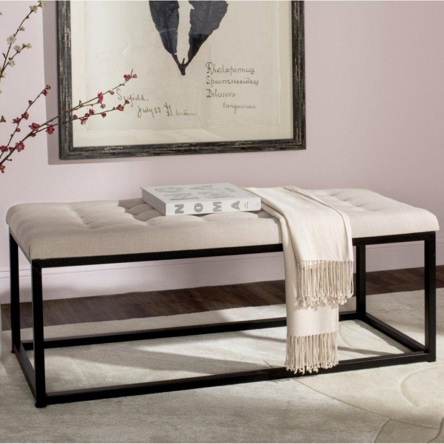 Dekorationen Elegantes Bank Für Schlafzimmer Sitzbank Schlafzimmer von Kleine Bank Für Schlafzimmer Bild