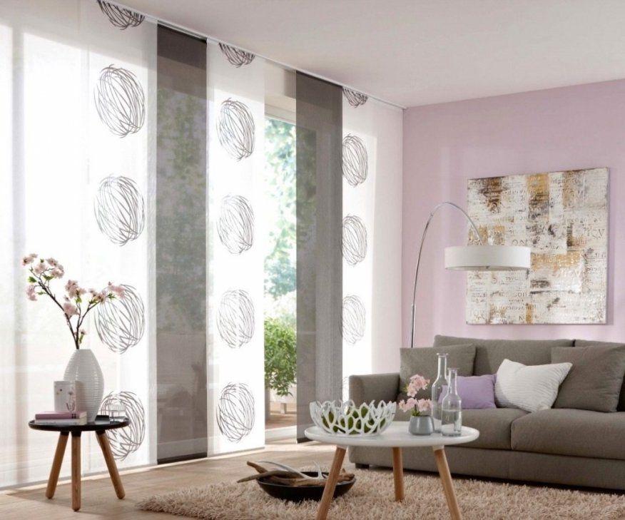 Dekorationen Elegantes Gardinen Wohnzimmer Ideen Vorhänge Modern von ...
