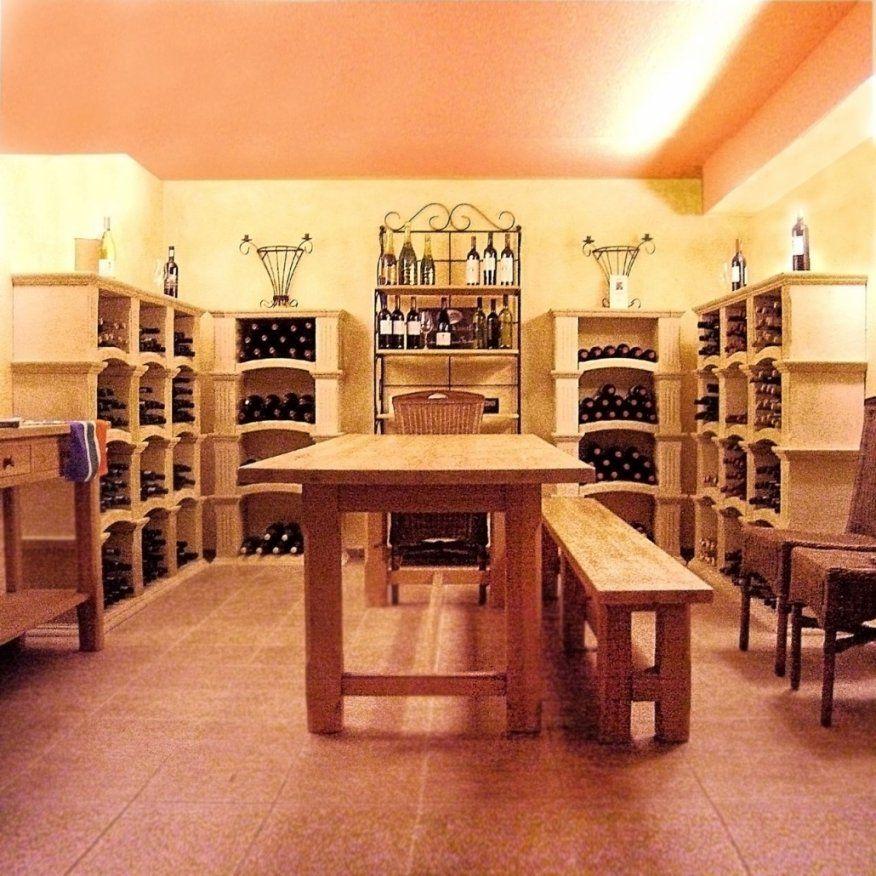 Dekorationen Erstaunlich Weinkeller Selber Bauen Weinkeller Bauen von Weinkeller Bauen Selber Machen Bild