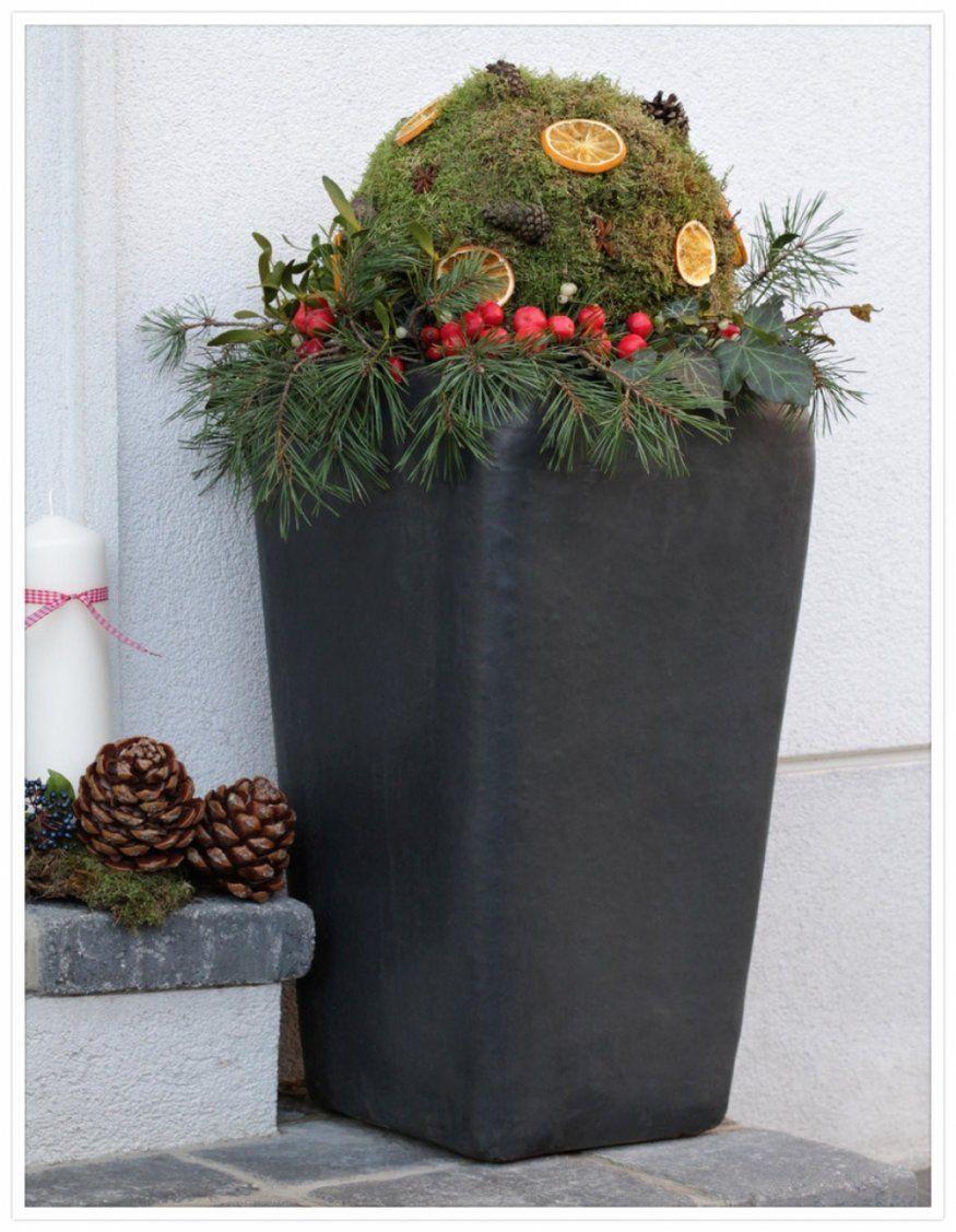 Dekorationen Fabelhafte Weihnachtsdeko Draußen Selber Machen Fr von Weihnachtsdeko Draußen Selber Machen Bild