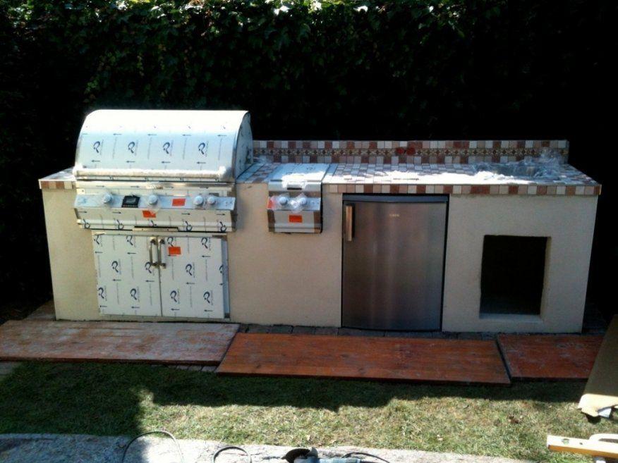Outdoorküche Mit Gasgrill Selber Bauen : Eine gartenküche selber bauen u2013 tipps von outdoor küche selber bauen
