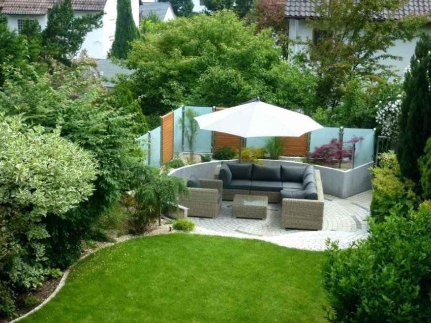 Dekorationen Wunderschöne Kleine Gärten Modern Gestalten Garten von ...