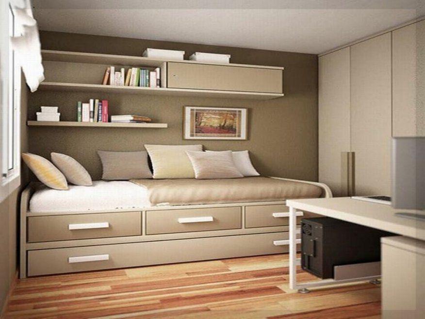 Dekorationen Wunderschöne Schlafzimmer Ideen Für Kleine Räume Schne von Schlafzimmer Ideen Kleine Räume Bild