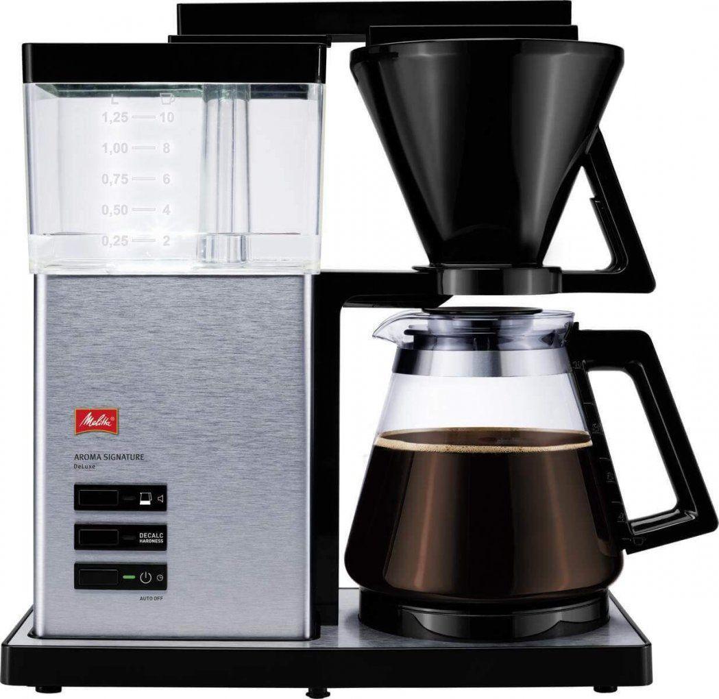 Der Moccamaster Im Test  Die Beste Kaffeemaschine Der Welt von Beste Filterkaffeemaschine Der Welt Bild