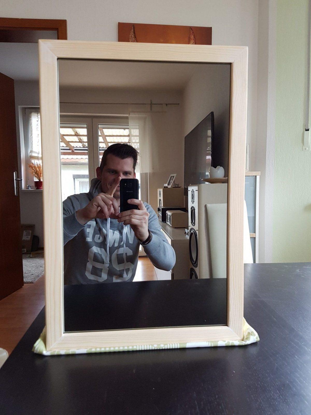 spiegel selber machen spiegelfolie | haus design ideen