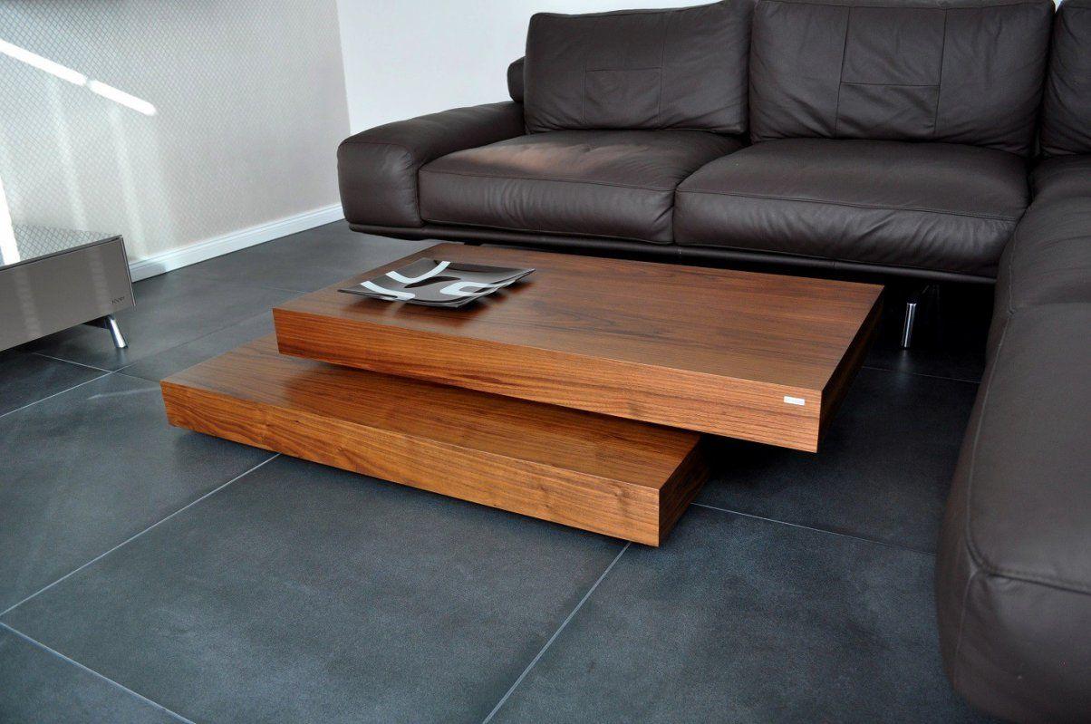 Design Couchtisch Tisch S60 Nussbaum  Walnuss Carl Svensson von Carl Svensson Couchtisch Photo