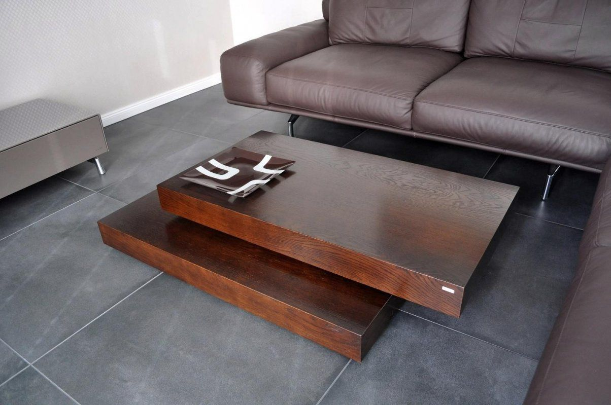 Design Couchtisch Tisch S60 Walnuss  Wenge Carl Svensson  Kaufen von Carl Svensson Couchtisch Bild