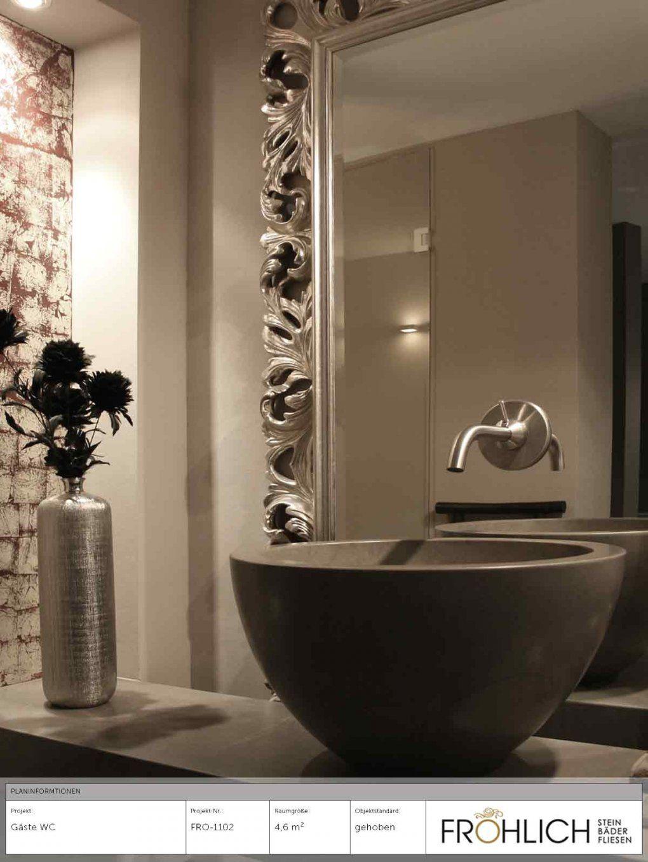 Design Gäste Wc Mit Guest Wc 16 Lovely Ideas For A Small Bathroom von Gäste Wc Design Ideen Bild
