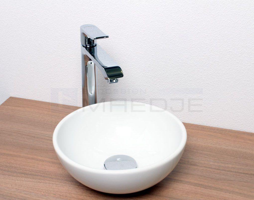 Luxus Aufsatzwaschbecken Rund 30 Cm Waschbecken Rund Bad