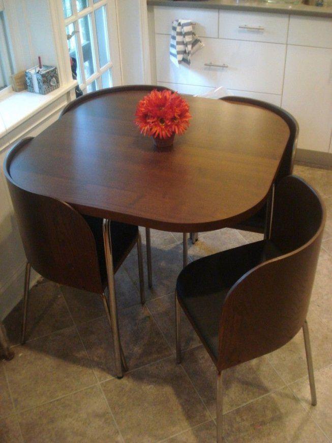 Design On A Budget  Stuhl Praktisch Und Tisch von Küchentisch Und Stühle Für Kleine Küchen Bild