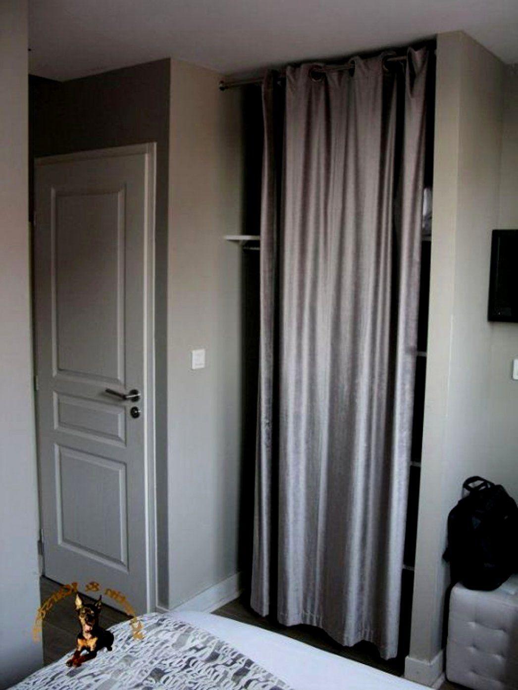 design schrank sch n schrank vorhang statt t r japantravelbiz von schrank vorhang statt t r. Black Bedroom Furniture Sets. Home Design Ideas