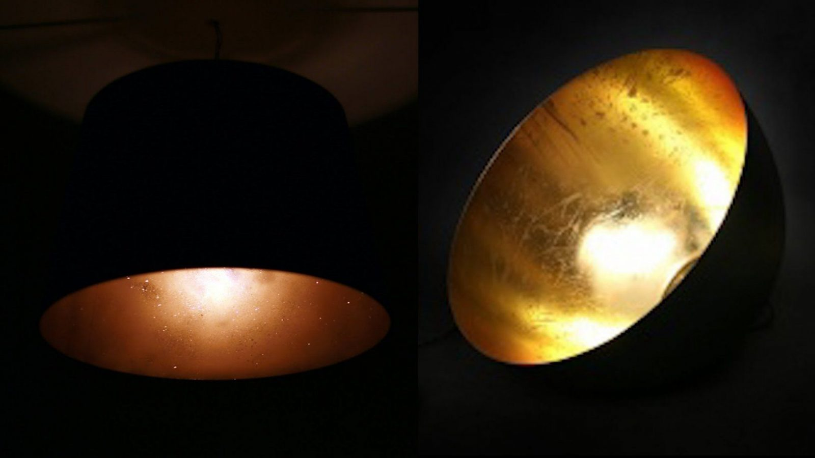 Designer Lampe Goldschwarz Ikea Hack Diy Youtube Von Ikea Lampe