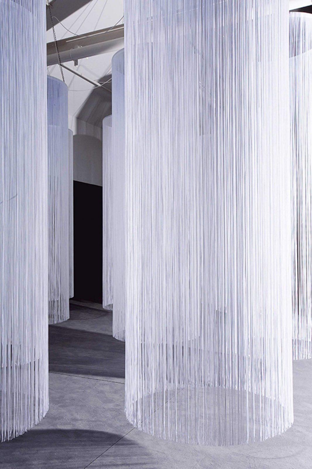 Designklassiker Der Original Fadenvorhang Von Ado Goldkante  Ado von Ado Gardinen Preise Photo