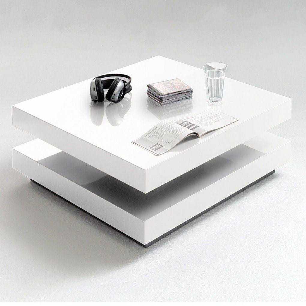 Details Zu Couchtisch Vision In Weiß Hochglanz Quadratisch von Couchtisch Quadratisch Hochglanz Bild