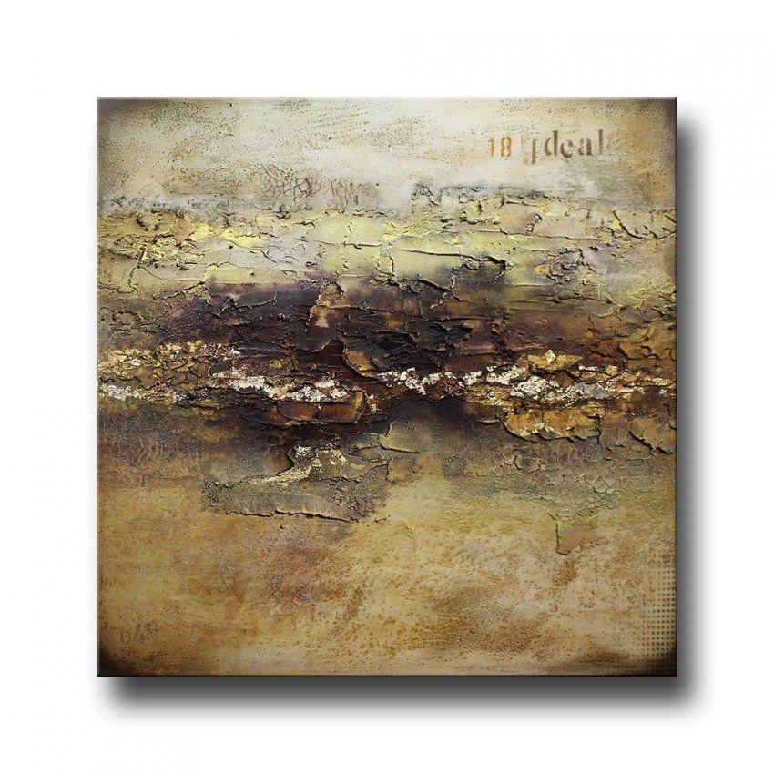 Details Zu Gemälde Auf Keilrahmen Bild Abstrakt Leinwand Struktur von Bilder Leinwand Abstrakt Keilrahmen Photo