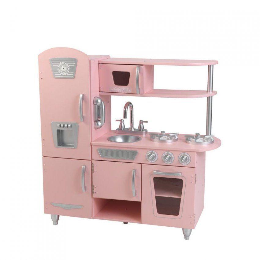 Details Zu Kidkraft Retro Küche Rosa Spielküche Kinderküche 53179 von Kidkraft Retro Küche Rosa Bild