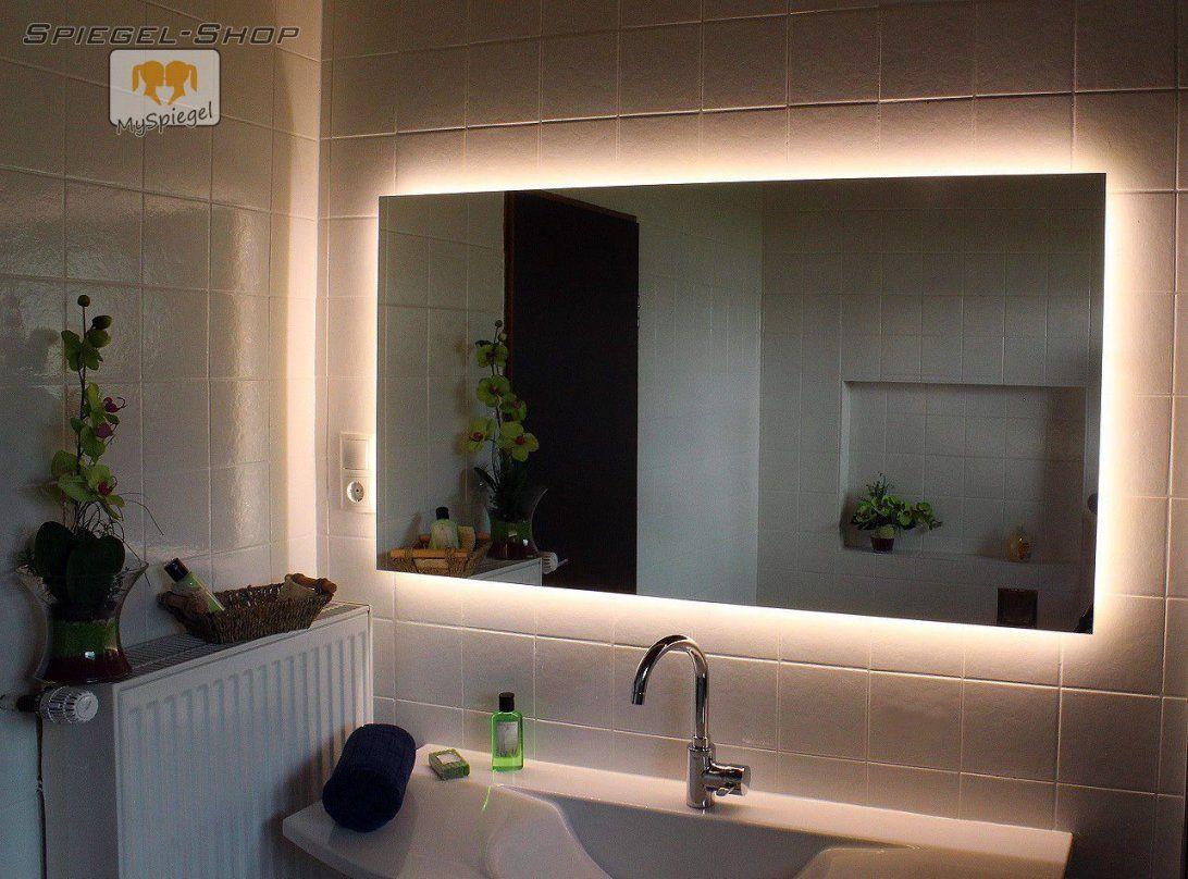 Details Zu Led Badspiegel Nova Spiegel Nach Maß Mit Beleuchtung von Led Badspiegel Nach Maß Photo