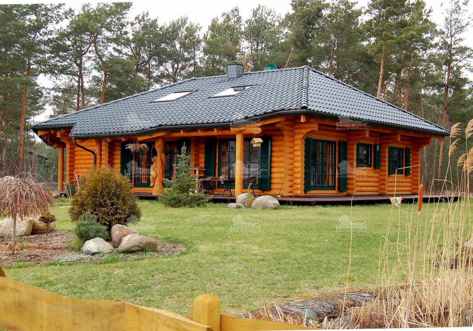 Detailseite Blockhaus  Léonwood von Haus In Alaska Kaufen Bild
