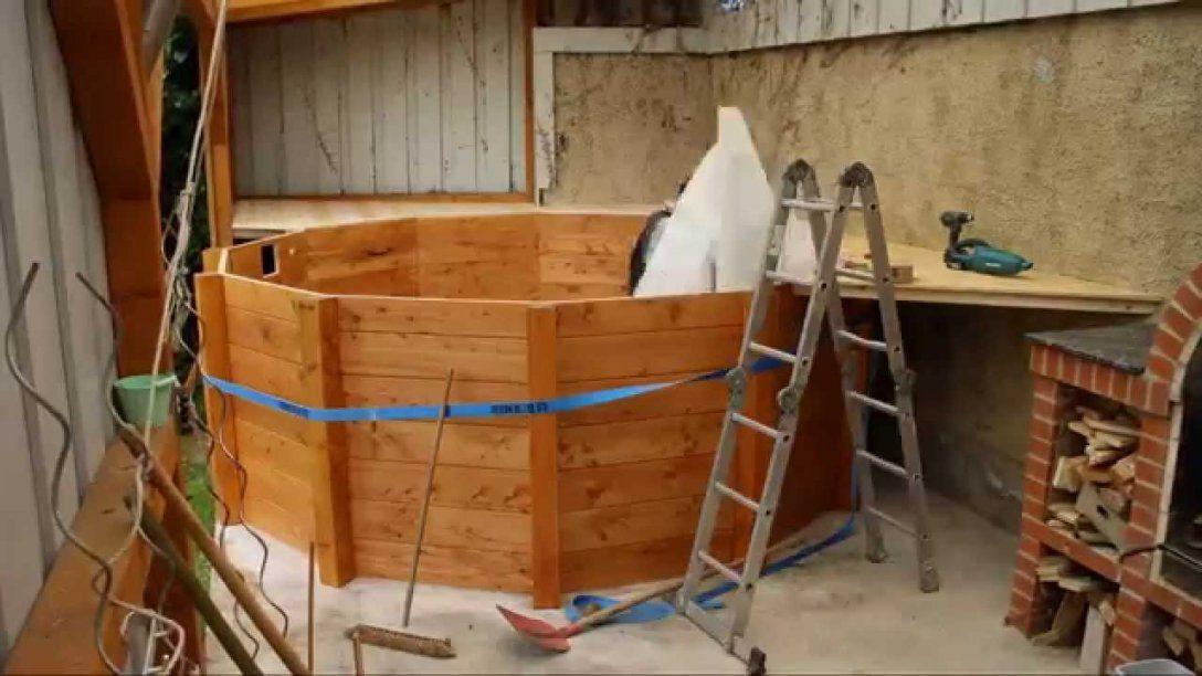 whirlpool selber bauen holz haus design ideen. Black Bedroom Furniture Sets. Home Design Ideas