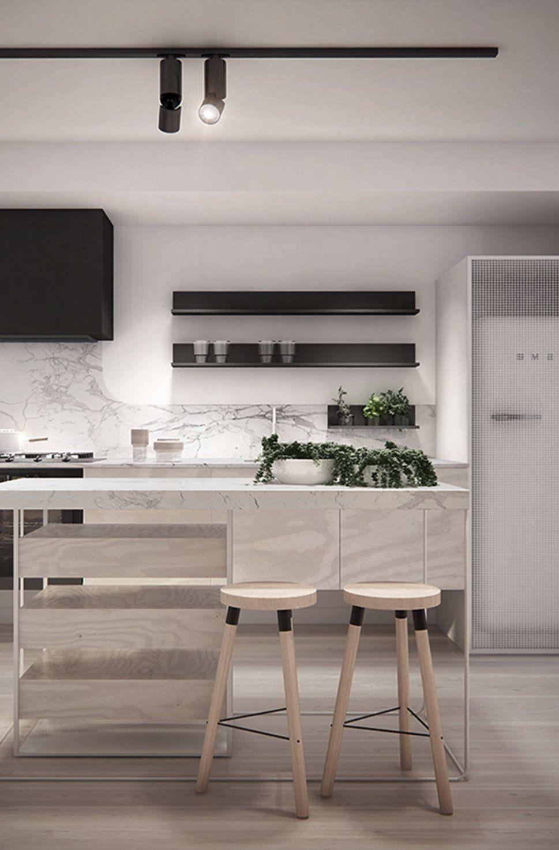 20 neu sammlung ber moderne k chen sch ner wohnen beste von moderne k chen sch ner wohnen bild. Black Bedroom Furniture Sets. Home Design Ideas