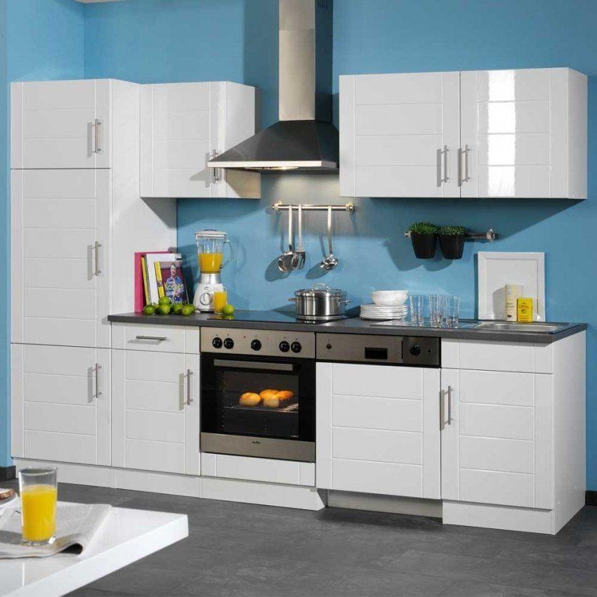 Die Küche Komplett Günstig Mit Geräten Kaufen  Wohnen von Küchenzeile 280 Cm Mit Elektrogeräten Günstig Bild
