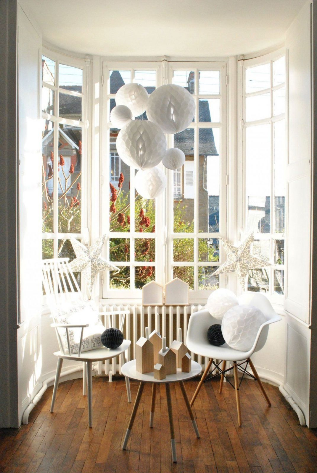 Die Schönsten Ideen Für Deine Fensterdeko von Fensterdeko Statt Gardinen Bild