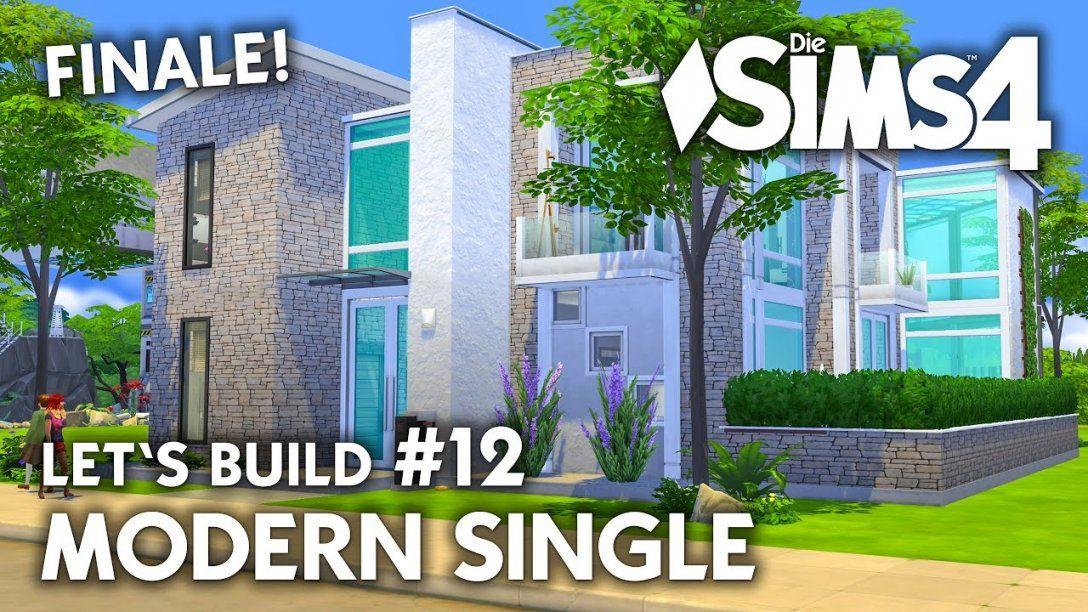 Die Sims 4 Haus Bauen  Modern Single 12  Let's Build (Deutsch von Sims 4 Haus Bauen Bild