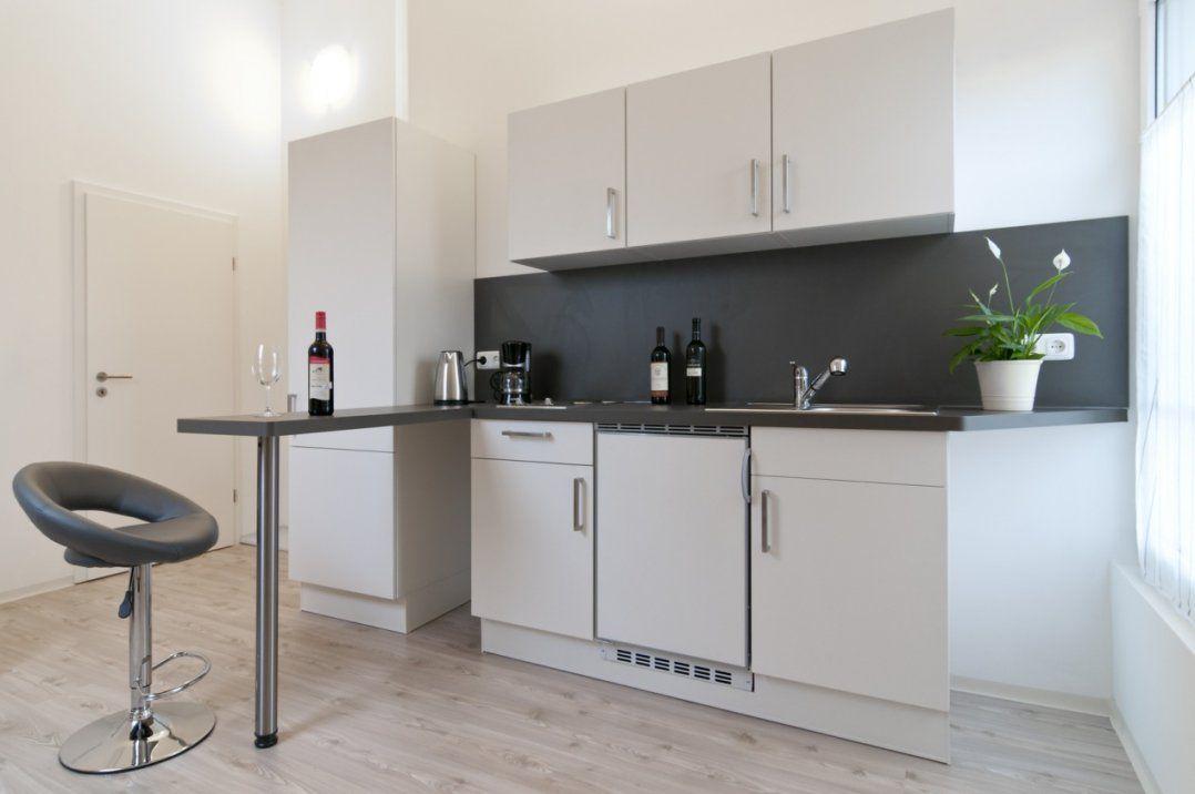 Die Singleküche – Moderne Einbauküche Für Wenig Geld von Küchenlösungen Für Kleine Räume Photo