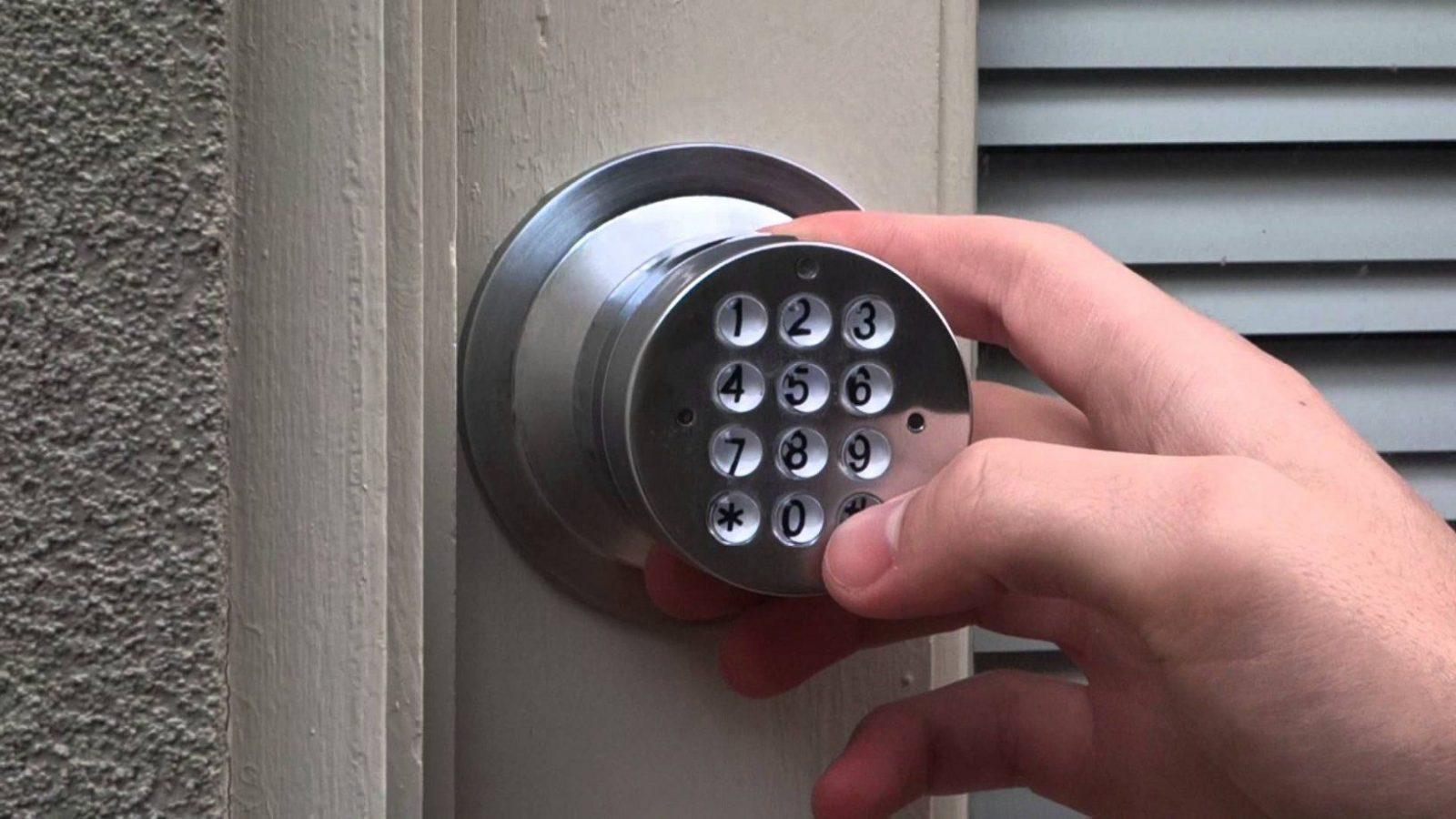 Digital Office Door Handle Locks Dl120 Digital Electronic Code Door von Otto Office Aktionscode 2016 Bild