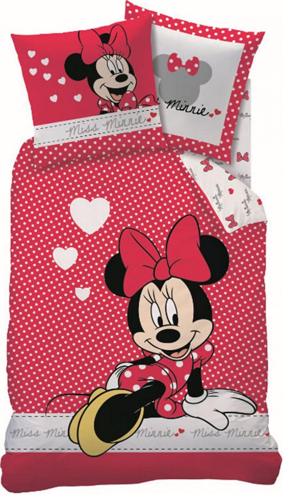 Disney Biberbettwäsche Minnie Mouse Adorable Bei Papiton Bestellen von Baby Bettwäsche Minnie Mouse Photo