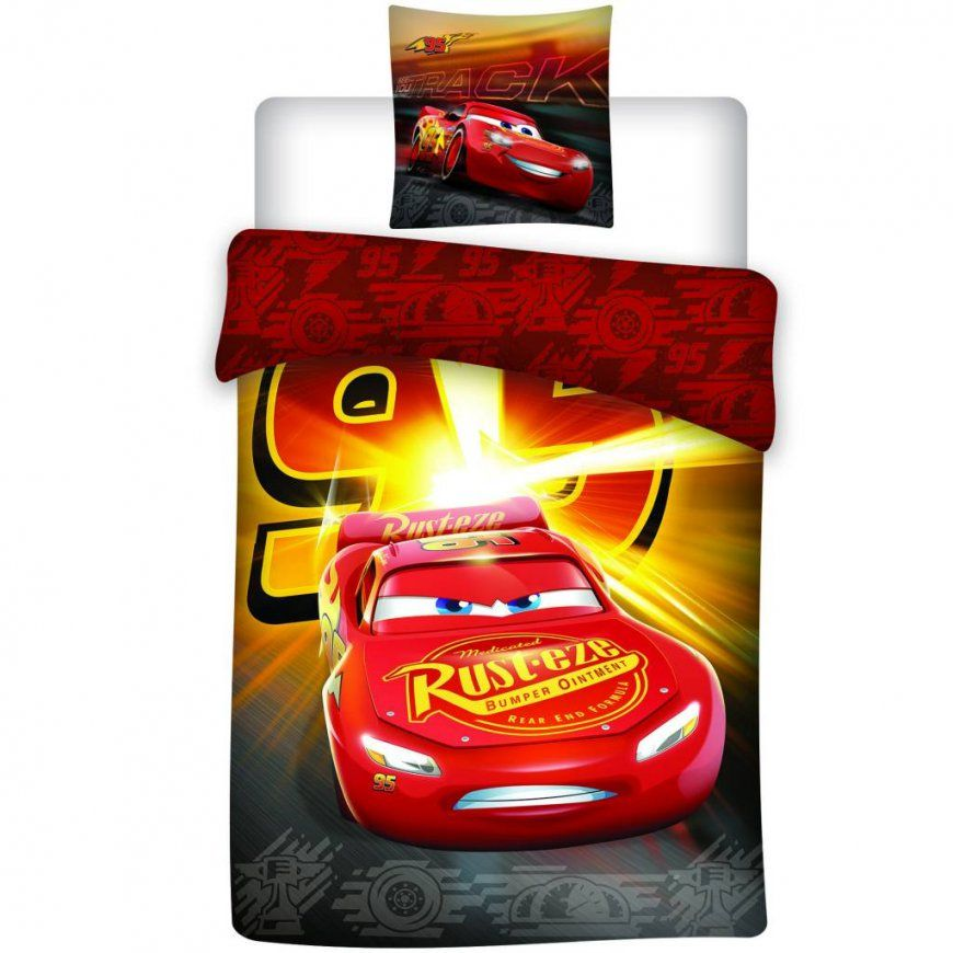 Disney Cars Duvet Mikrofaser 140X200 + 63X63  Simbashopnl von Disney Cars Bettwäsche Photo