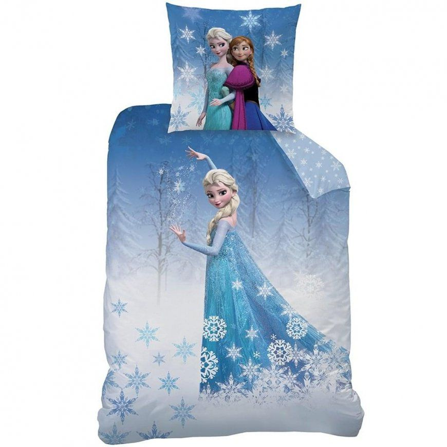Disney Frozen Wish Bettwäsche Bettbezug 135 X 200  Real von Eiskönigin Bettwäsche 100X135 Bild