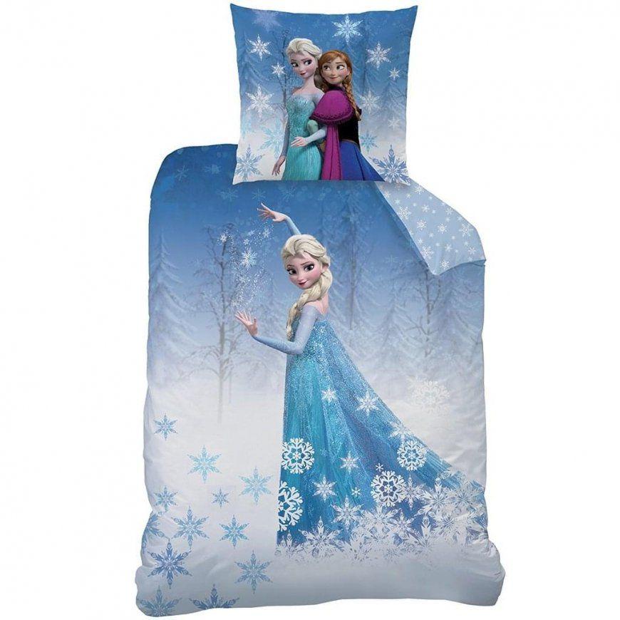 Disney Frozen Wish Bettwäsche Bettbezug 135 X 200  Real von Kinderbettwäsche Eiskönigin 100X135 Bild