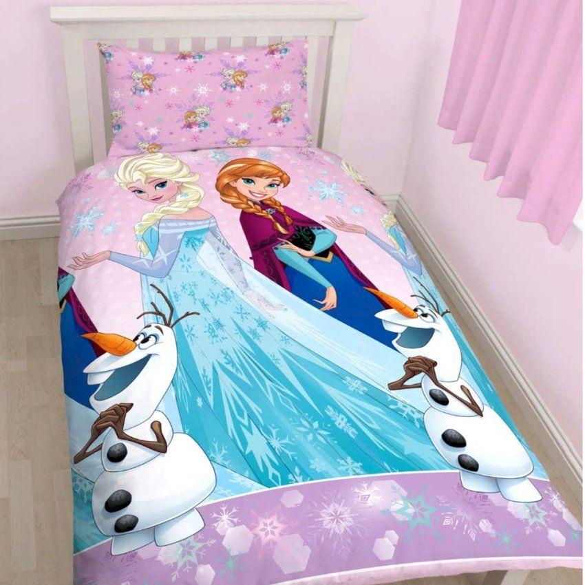 Disney Kinderbettwäsche Die Eiskönigin Bettbezug + Kissenbezug (2001) von Kinderbettwäsche Die Eiskönigin Bild