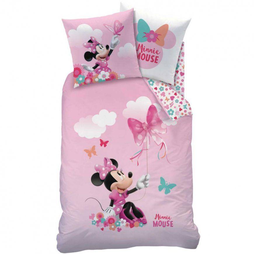 Disney Minnie Mouse Papillon  Bettwäsche  Einzel  140 X 200 Cm von Minnie Mouse Bettwäsche Bild