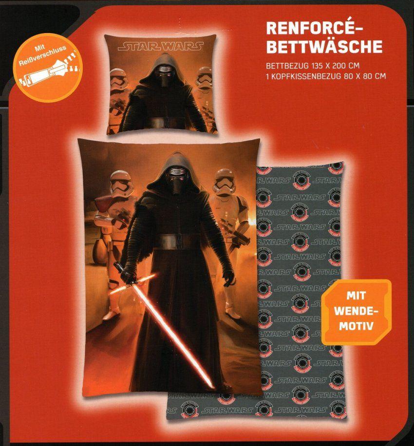 Disney Star Wars Bettwäsche Kylo Ren  Episode 7  135 X 200 Cm von Kylo Ren Bettwäsche Photo