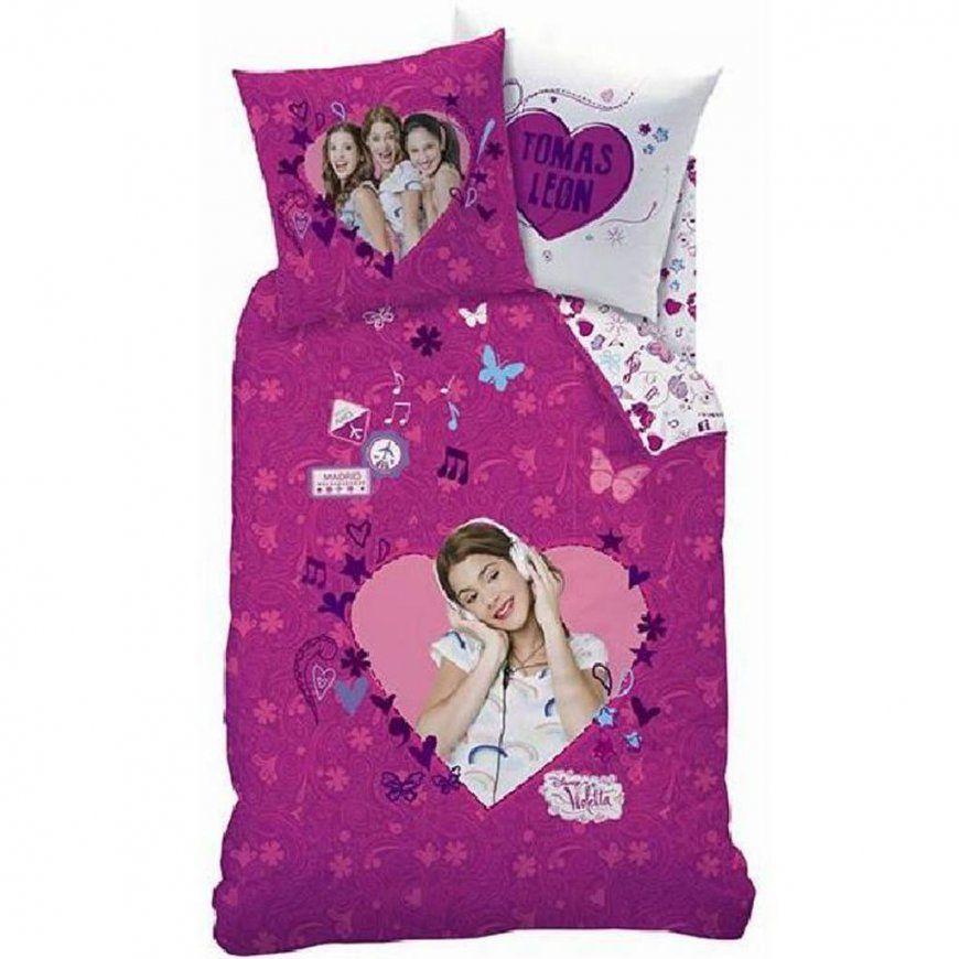 Disney Violetta Disney Violetta Madrid Duvet 140 X 200 + 63X63Cm von Bettwäsche Von Violetta Bild