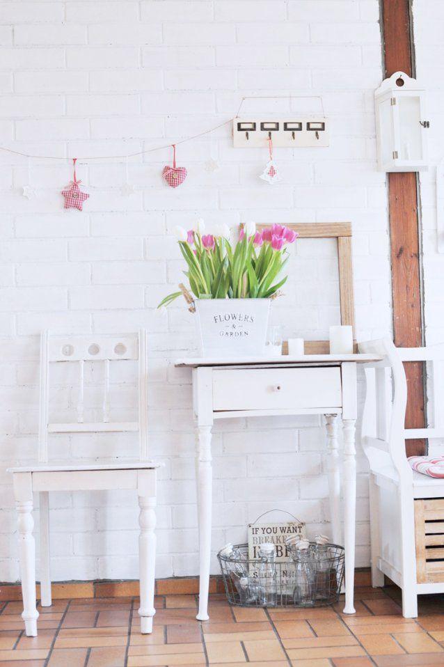 Diy Alte Dunkle Möbel Mit Weißer Farbe Streichen – Bonny Und Kleid von Dunkle Möbel Weiß Streichen Photo