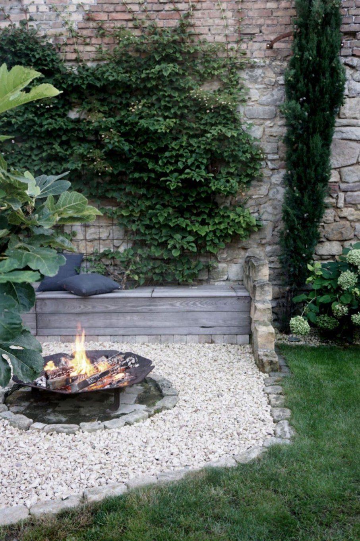 Diy Feuerecke Garten Anlegen Feuerecke Gestalten von Ecke Im Garten Gestalten Bild