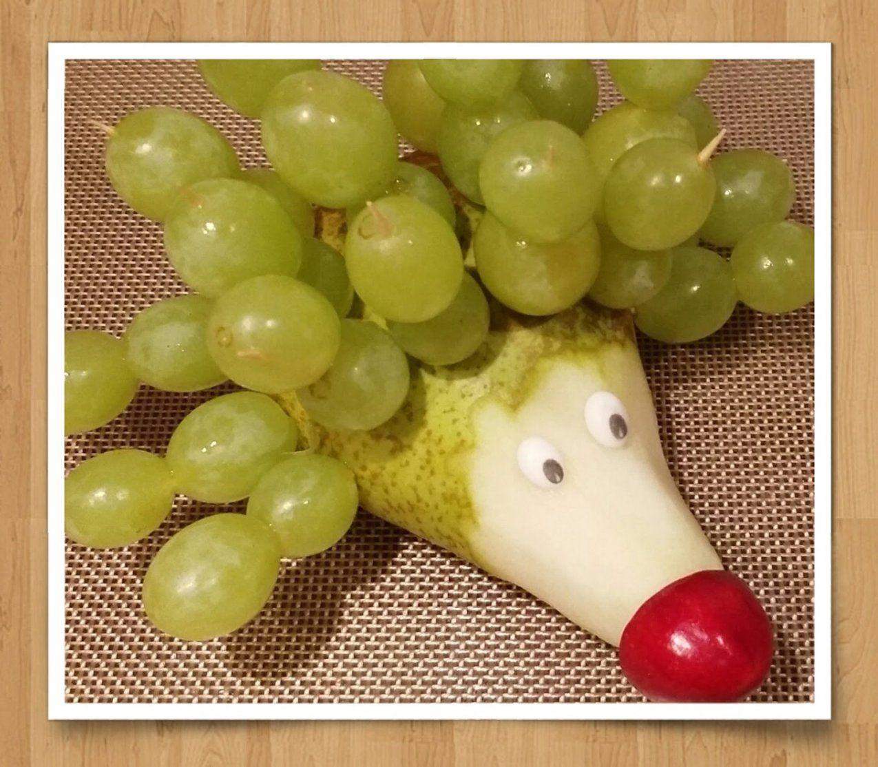 Obst Deko Für Kindergeburtstag