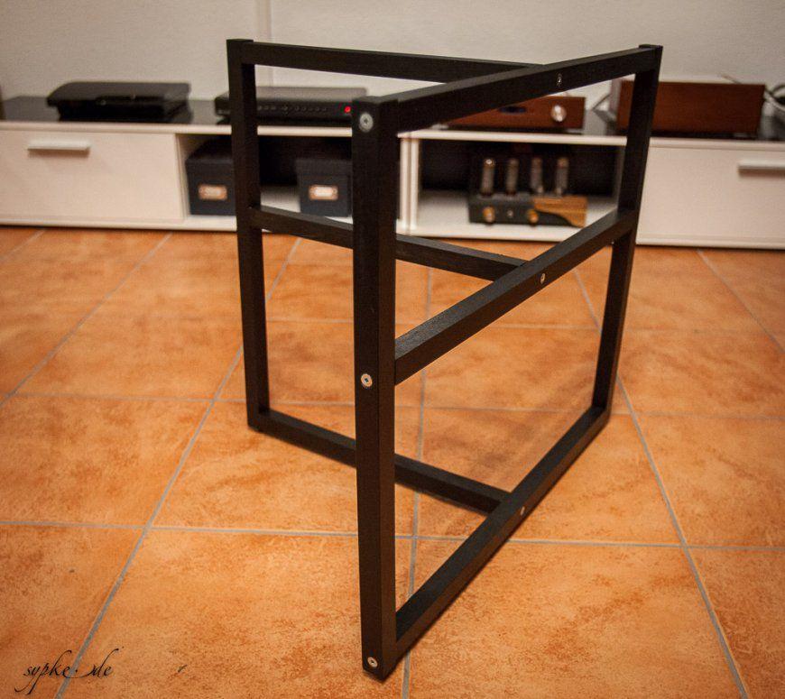 Diy  Hifi Rack Im Selbstbau  Sypkesypke von Hifi Rack Selber Bauen Bild