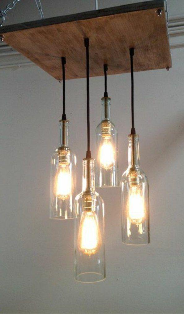 Diy Lampe 76 Super Coole Bastelideen Dazu von Glühbirne Lampe Selber Machen Bild
