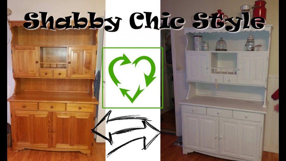 Diy Möbel Im Shabby Chic Style Streichen Ohne Anschleifen Upcycling von Möbel Streichen Ohne Abschleifen Photo