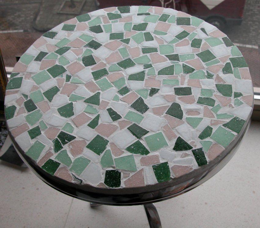 Diy Mosaiktablett Selbermachen von Spiegel Mosaik Selber Machen Photo