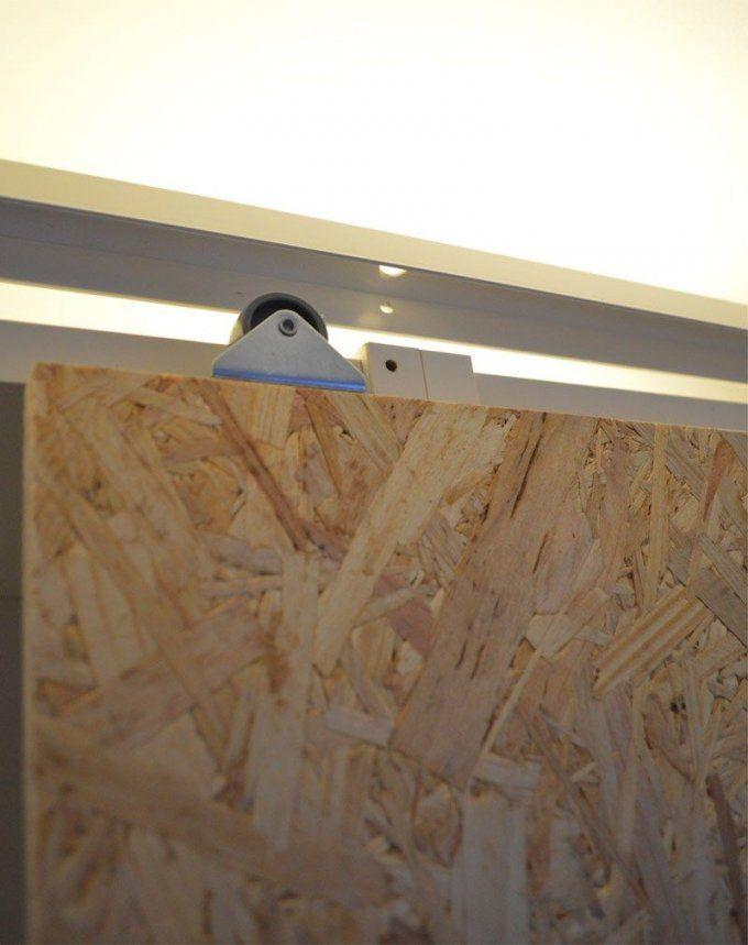 Diy Schiebetüren Selber Machen Ikea Hack Billy (16)  Möbel von Schiebetüren Regal Selber Bauen Bild