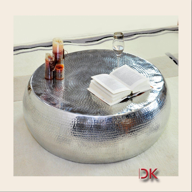 Dkwohnen  Online Möbelshop Bis Zu 70% Günstiger Kostenloser von Couchtisch Aluminium Rund Photo
