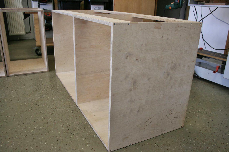 Dominiks Holzblog Küche Teil 1 von Herd Schrank Selber Bauen Bild